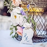 Birdcage Table Decor
