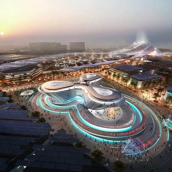 Pictures: What Dubai Expo 2020 Pavilions Will Look Like