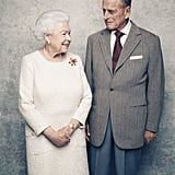 Queen and Prince Philip 70th Anniversary Photos