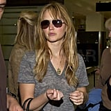 Jennifer Lawrence Heads to Mexico For The Hunger Games