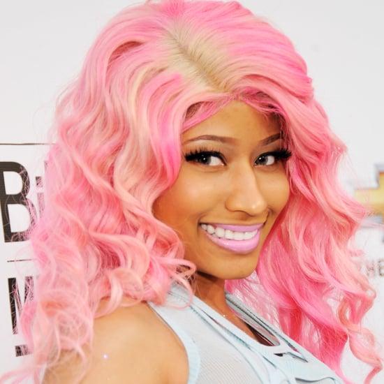 Nicki Minaj Red Carpet