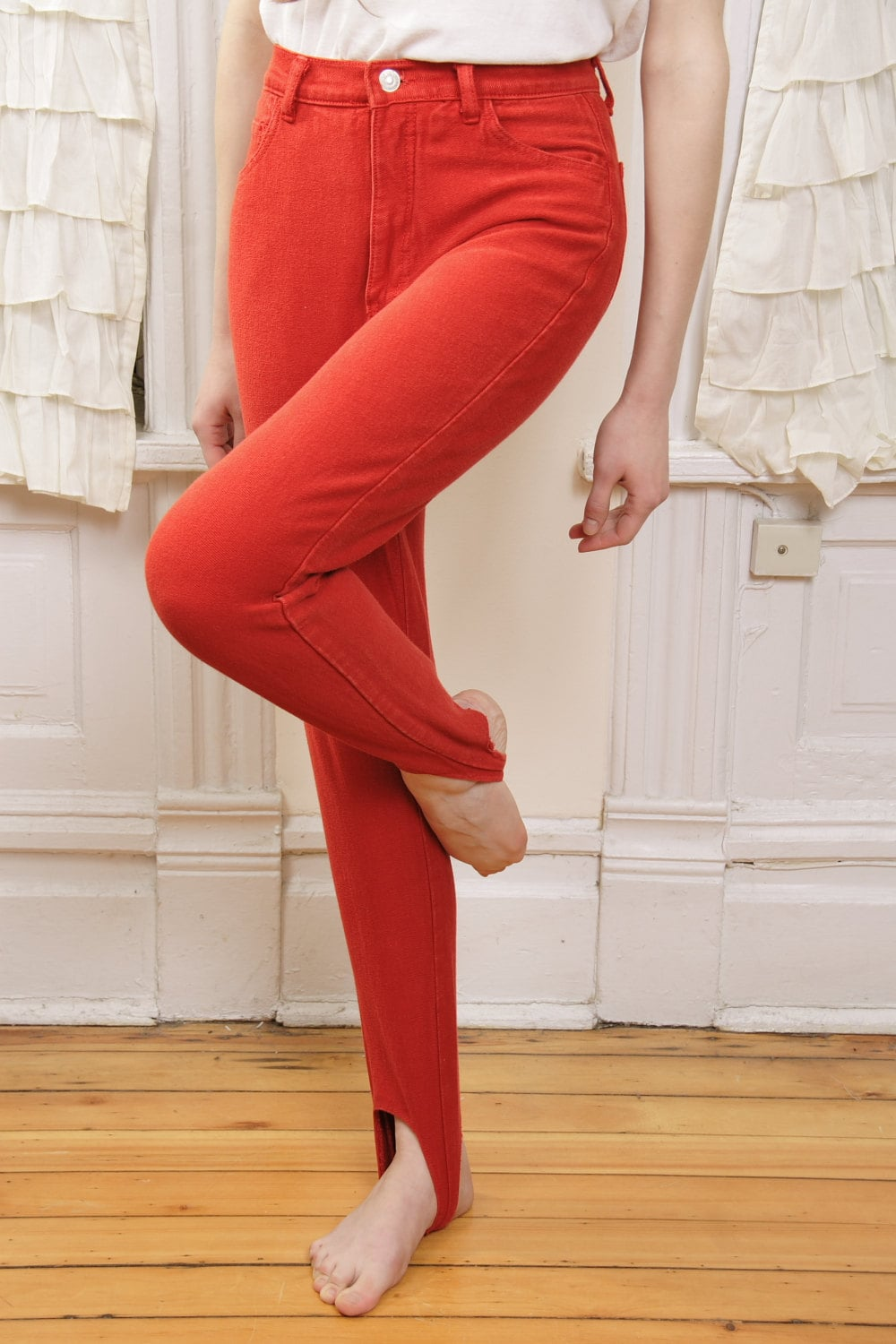 stirrup pants 50 totally rad trends from the 80s and