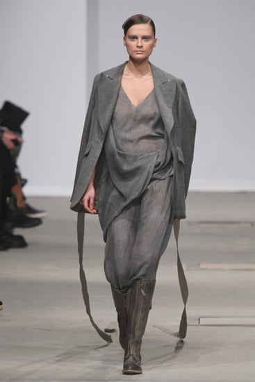 Fall 2011 Paris Fashion Week: Thimister