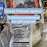 TJ's Chicken Gyoza Potstickers ($3)