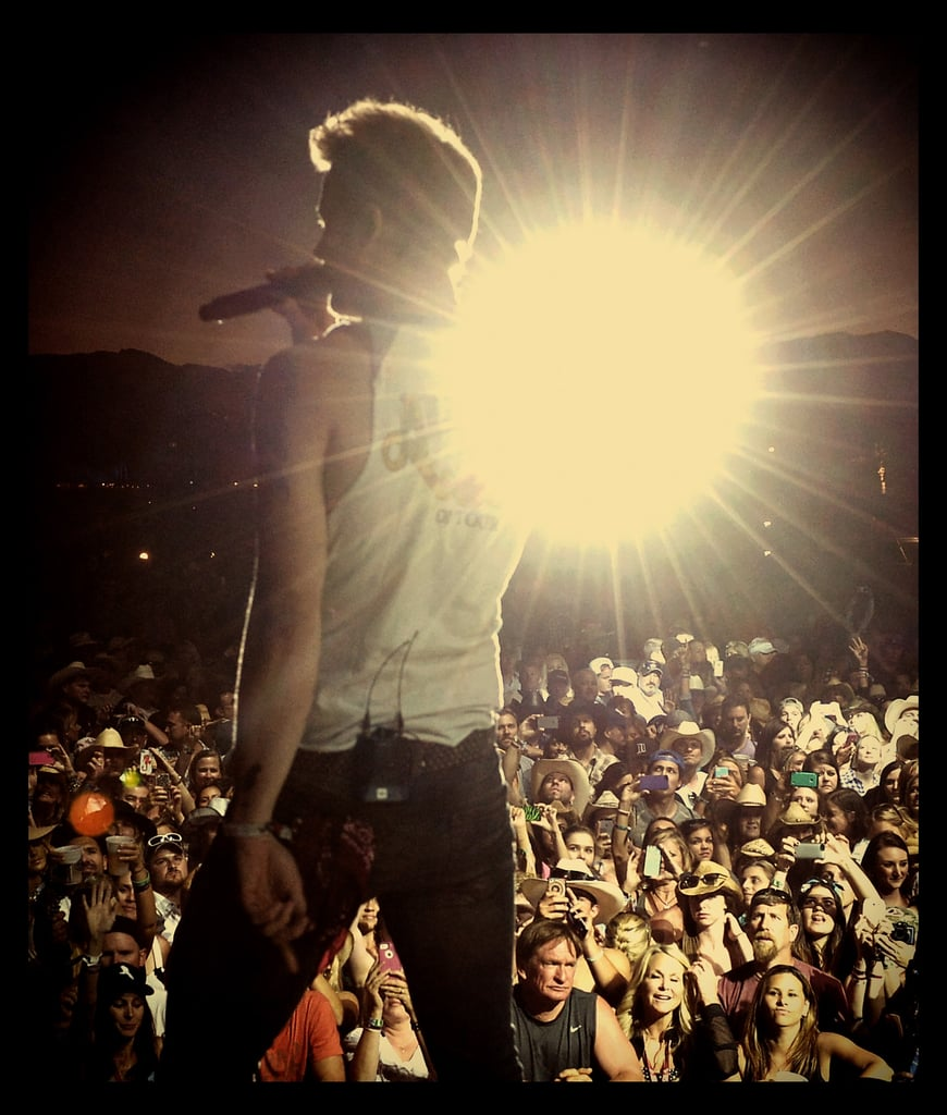 And Brian Kelley knows how to work those tight jeans.