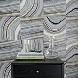 Strata Marble Tile Wallpaper ($229)