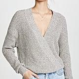 ASTR Stephanie Wrap Sweater