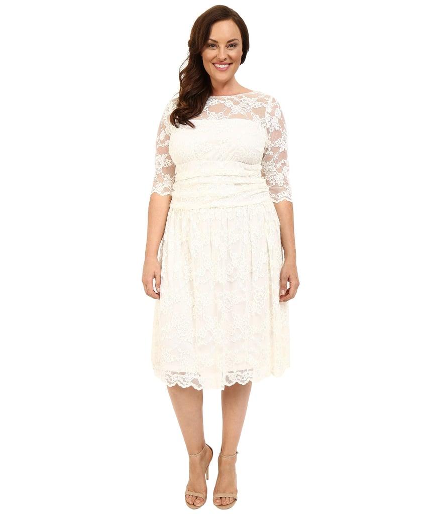 ac7d85ddf5 Kiyonna Aurora Lace Wedding Dress