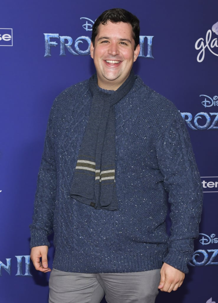 Brock Powell at the Frozen 2 Premiere in Los Angeles