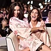 All the Must-See Moments Happening Backstage at Victoria's Secret Right Now