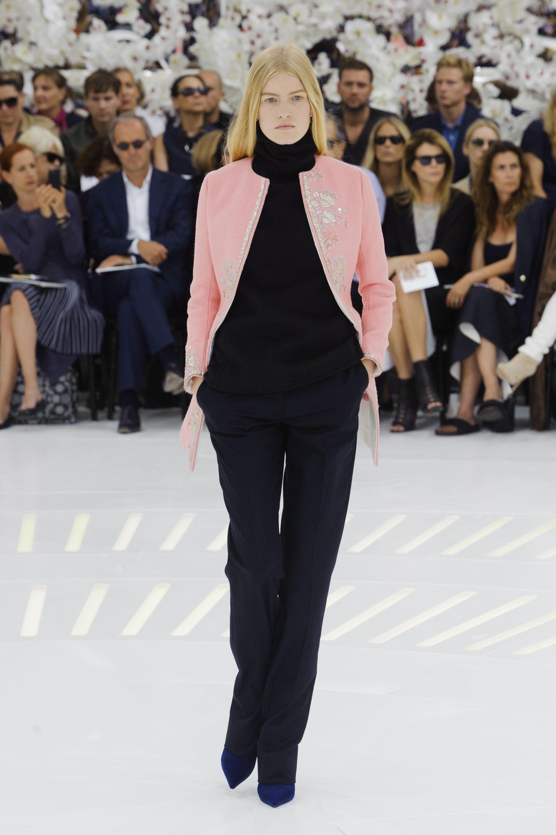 Christian Dior Haute Couture Fall 2014