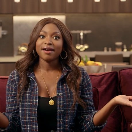 Interview With Naturi Naughton