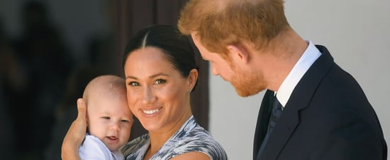 Meghan Markle and Prince Harry Taking Family Time in 2019