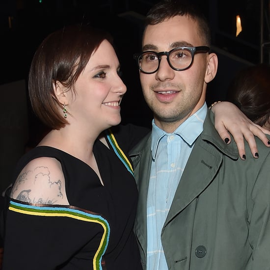 """Lena Dunham Is Ready For Jack Antonoff to Propose: """"Get on It, Yo"""""""