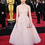 Hailee Steinfeld Has a Big Skirt For Her Oscars Debut