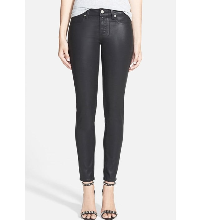 Paige Denim 'Verdugo' Coated Ultra Skinny Ankle Jeans ($209)