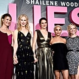 Stars at Big Little Lies Premiere February 2017