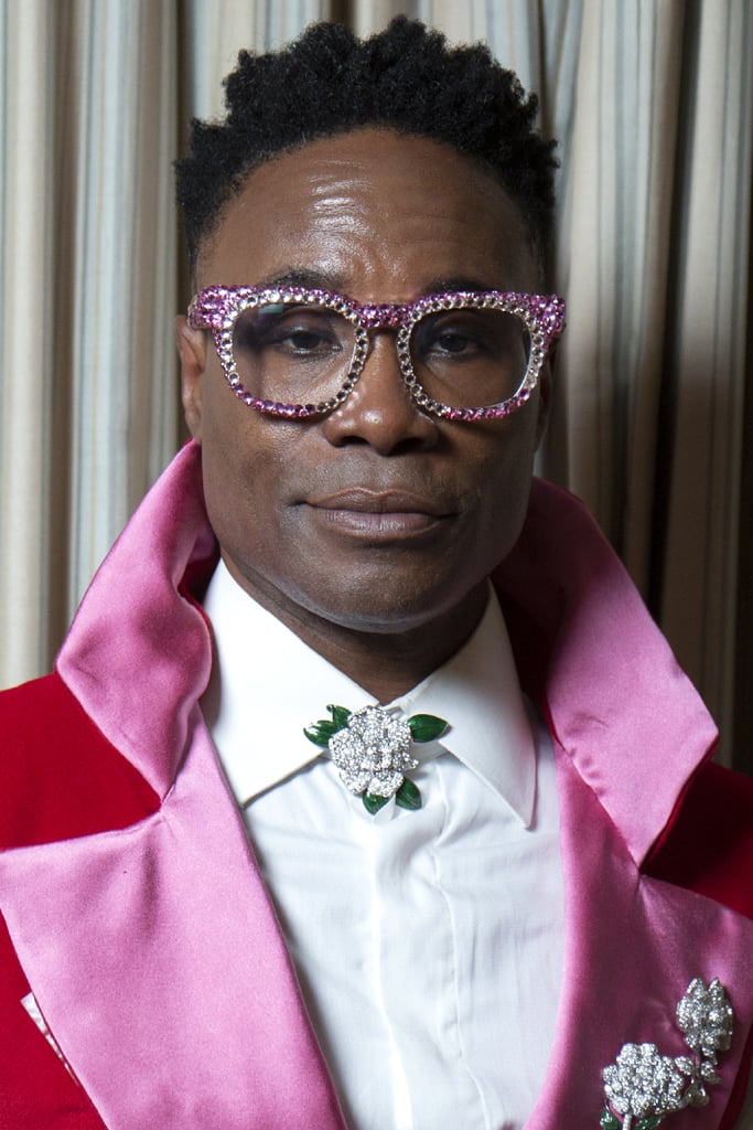 Billy Porter Wears Kinky Boots Curtain at Tony Awards 2019