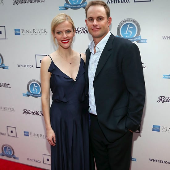Andy Roddick and Brooklyn Decker Expecting Second Child 2017