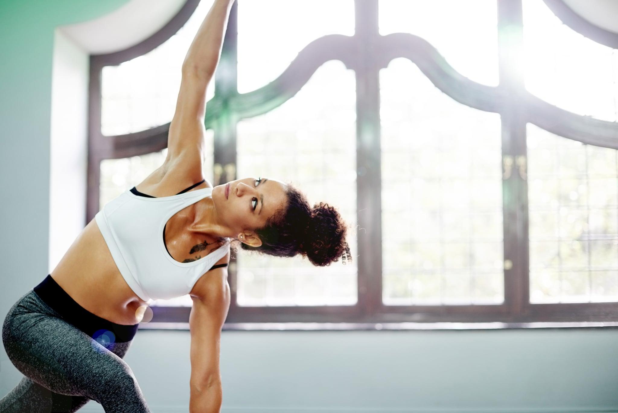 Does Hot Yoga Burn More Calories Popsugar Fitness