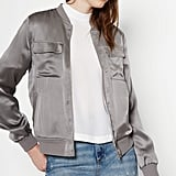 Equipment Abbot Silk Bomber