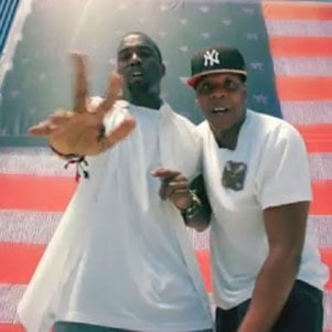 "Watch the ""Otis"" Music Video With Kanye West and Jay-Z, Directed by Spike Jonze"