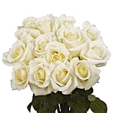 Globalrose White Roses