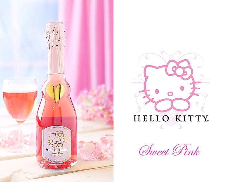 Hello Kitty wine ($30)