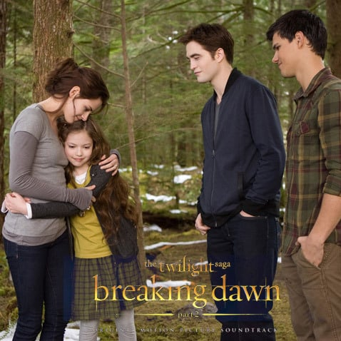 Breaking Dawn Part 2 Soundtrack List