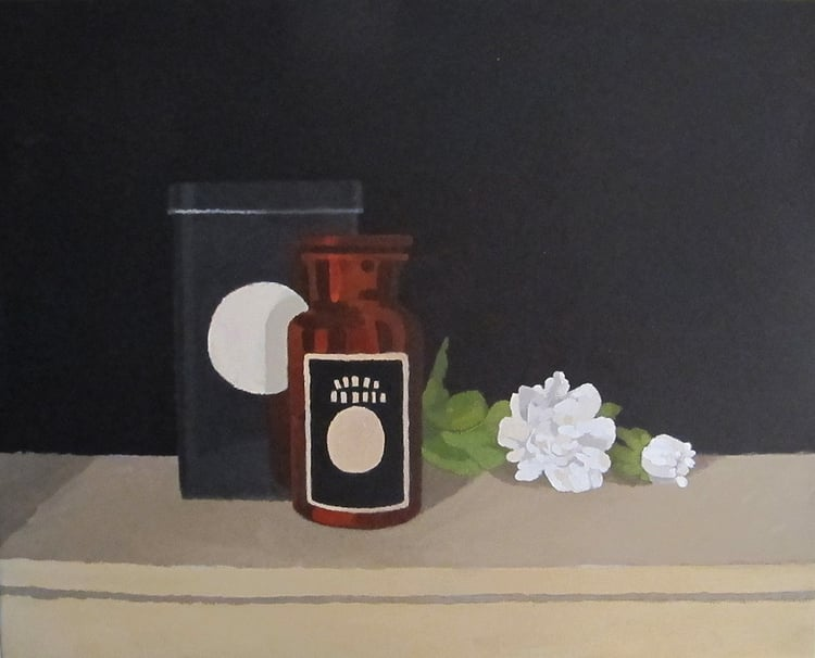 Shellie Cleaver Still Life 3 ($550)