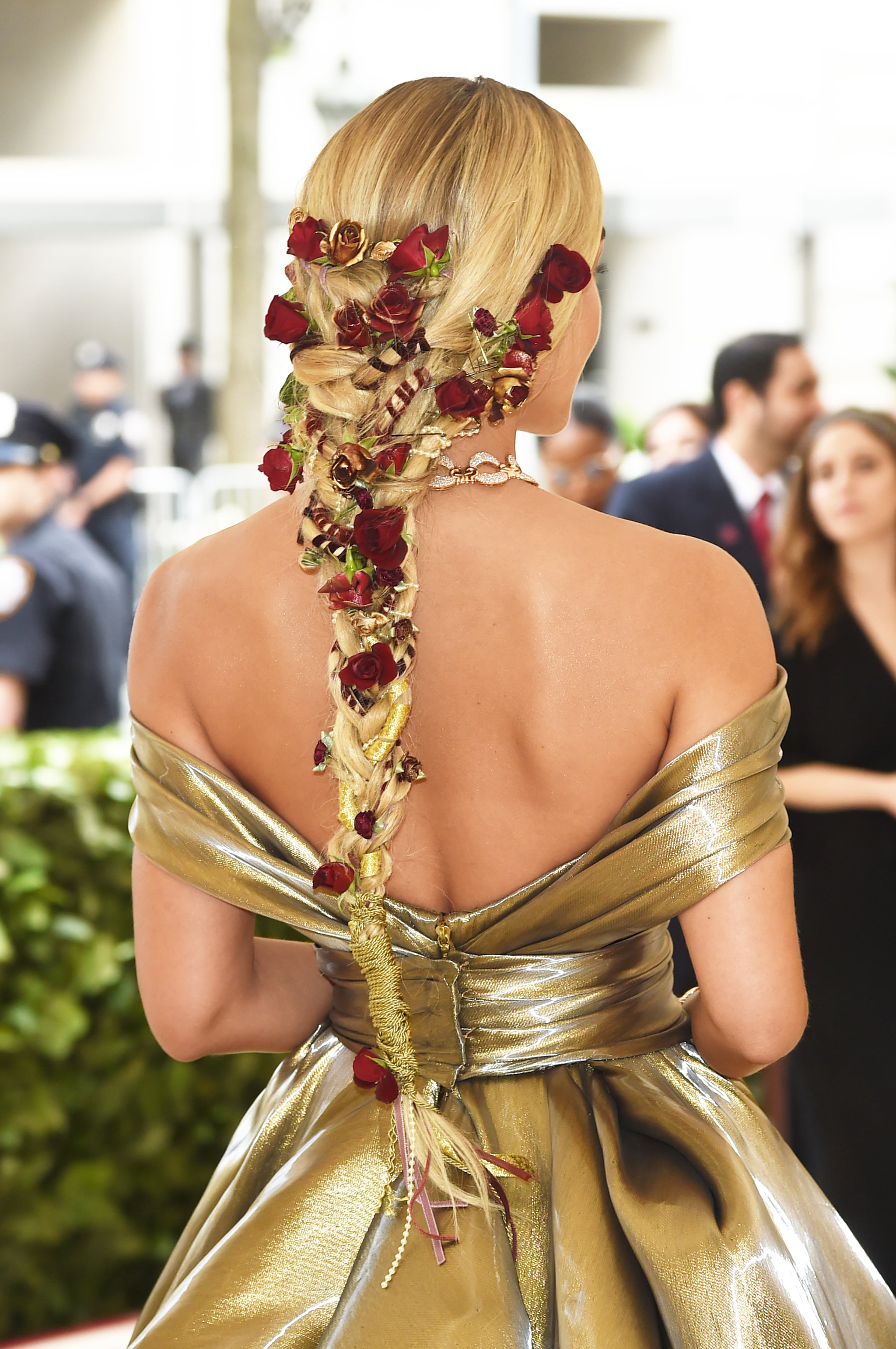 What Does The Rose Mean At The Met Gala 2018 Popsugar