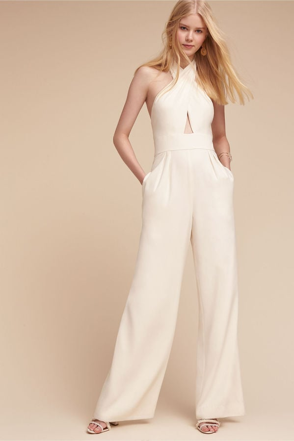 This Jill Jill Stuart Kathryn Jumpsuit ($298) is perfect option a ...