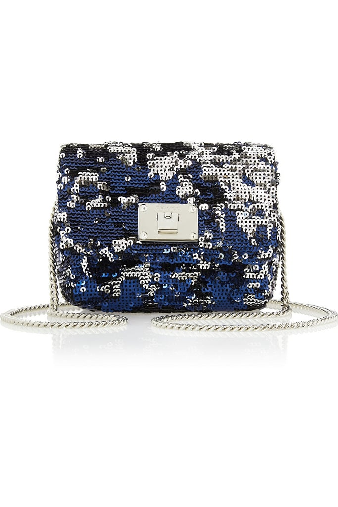 Jimmy Choo Ruby Mini Sequin Bag