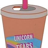 Sarina Slushie Cup Unicorn Tears iPhone 7 Case ($10, originally $25)
