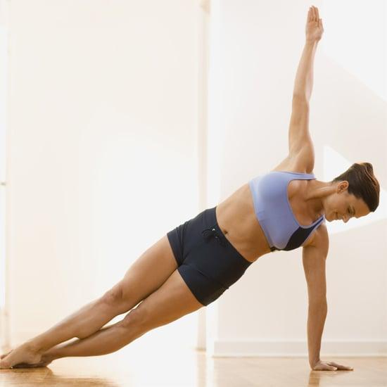 How To Do Side Plank Pose Popsugar Fitness