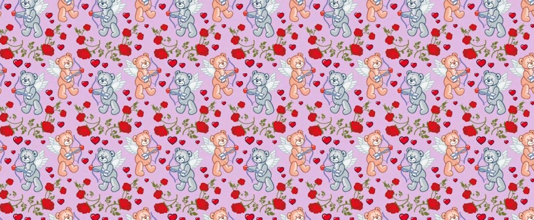 This Valentine's Day Teddy Bear Brain Teaser Is So Tricky