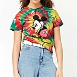 Tie-Dye Mickey Graphic Tee