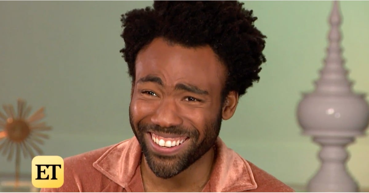 Even Donald Glover — Star of The Lion King — Can't Believe He Gets to Work With Beyoncé