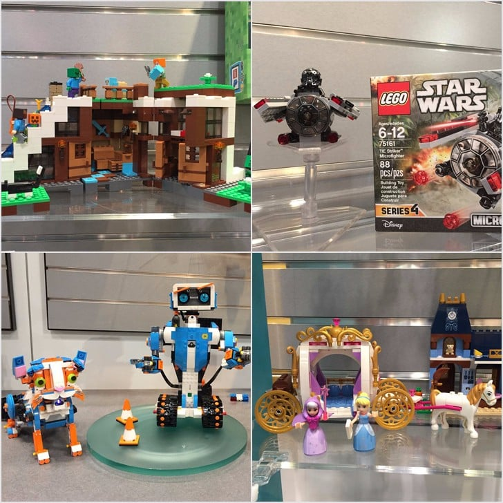 New Lego Sets For 2017