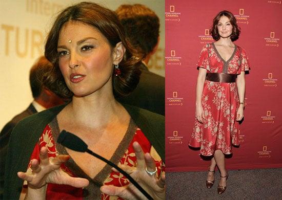 Ashley Judd Talks About India's Hidden Plague