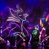 The Halloween-Themed World of Color Show Is Not to Be Missed