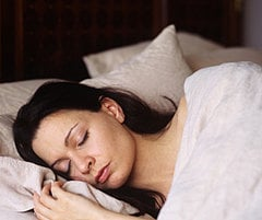 Healthy Habit: Get Your Sleep