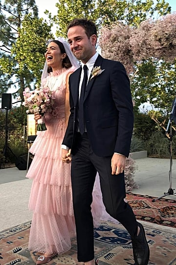 Mandy Moore Wedding Dress