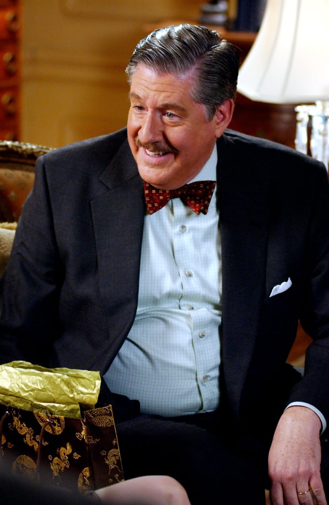 The show will address Edward Herrmann's death.