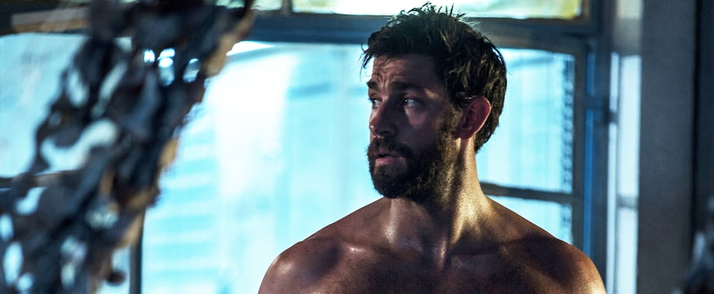 These Sexy John Krasinski Photos Will Make You Want to See 13 Hours ASAP
