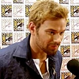 Kellan Lutz Shares His Favorite Comic-Con Memory