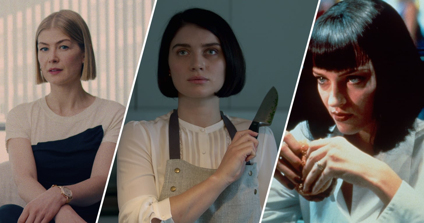 Why Strong Women Wear Blunt Bob Haircuts in Thriller Movies 3