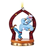 Genie Sketchbook Ornament