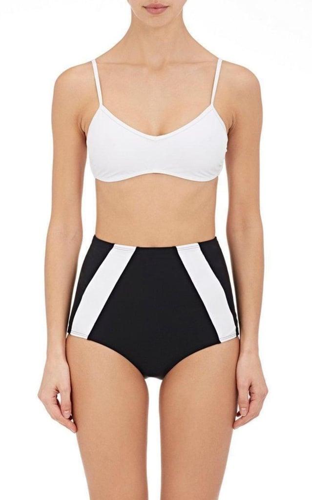Flagpole Swim Women's Barkley Crisscross-Back Bikini Top