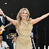 Kylie Minogue's Glastonbury 2019 Performance Video